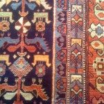 James Opie Afghan rugs knotted ORICA