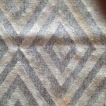 French Accents New textured contemporary flat woven rug
