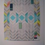 FIT Entry 02: Warp & Weft/Fashion Institute of Technology student rug design competition