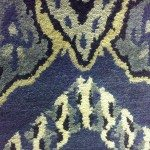 Trans-Ocean Import Co at WMC NEW Ikat Indigo from Petra Collection