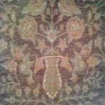 Chelsea Carpets New Tabriz weave Wool and silk made in Egypt