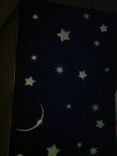 Veratex New For 2012 Glow In The Dark Collection Bath Rug