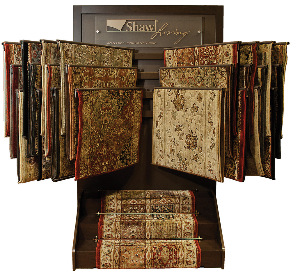 Shaw Living Unveils New Runner Display Rug News