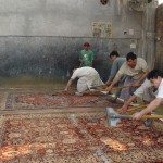 Cleaning  Rugs