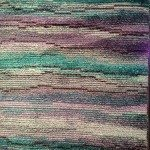 New at HFMW 2013 Bacova San Francisco Collection Landscape Stripe Rug