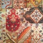 New at HFMW 2013 Merinos Antiquities Collection Patchwork Rug