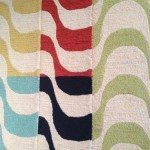 New for HFMW 2013 Positano Collection Waves Indoor/Outdoor Rug