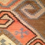 NEW upcycled flat weave rugs at Classic Home Rugs