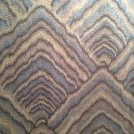 New at ICFF 2013 French Accents Clouds Flatweave Rug
