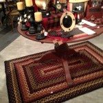 SouthernLink in company with Park Designs NEW Braided Rugs Collection at AmericasMart