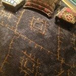 NEW WMC Las Vegas Capel Rugs Tangier Collection Raisin 775