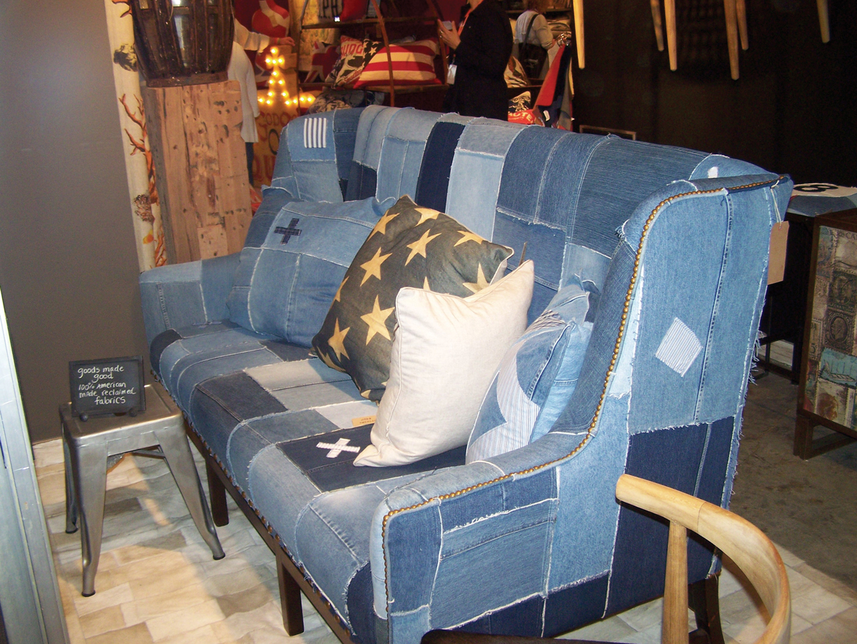 Anddesign cycling with rugs rug news anddesign magazine Denim couch and loveseat