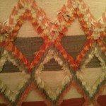 Nalbandian Rugs NEW Shaggy Kilim rug at AmericasMart