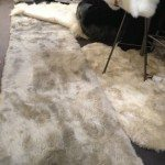 Auskin custom rug runner new at NY NOW
