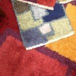 Sara Bengur Rugs are new to NY NOW