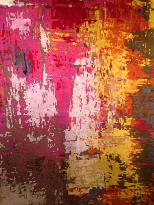 Colorful Abstract Rugs Tamarian New Abstract Rugs