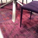 NEW MOE'S Home Collection KOCHI Rug Purple RD-1015-10 at Las Vegas Market