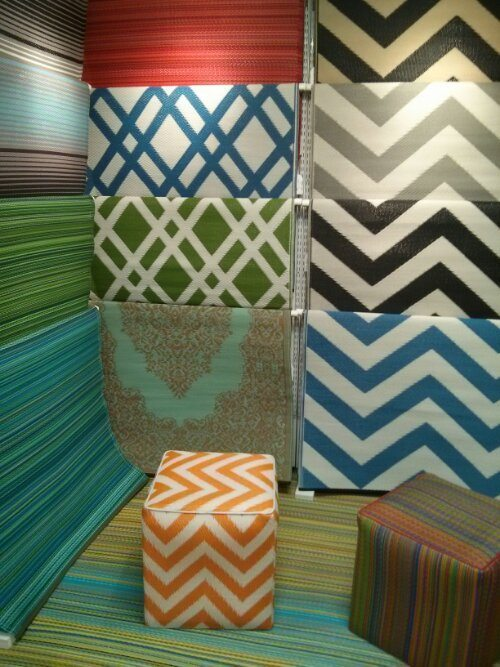 New Tangier Chevron And Indoor Outdoor Rug Collections