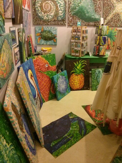 NEW My Island artistic home decor rugs and gifts at AmericasMart