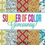 Feizy Rugs Announces Summer of Color Giveaways