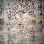 NEW Dynamic Rugs 817Cream from the Utopia Collection at Las Vegas Market