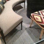 NEW Design Legacy The Zig Zag Rug at Las Vegas Market