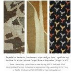 See the new Lapchi Carpet Collection at NYICS