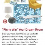 Feizy Rugs Launches Pinteresting Dream Room Contest