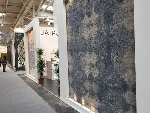 Domotex 2015 Jaipur Rug Co - IMG_5010