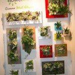 Flower Box, A Wall Garden for Inside at Maison & Objet