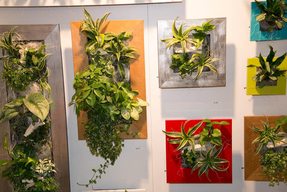 Flower Box A Wall Garden For Inside At Maison Amp Objet