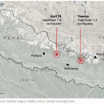 Another Earthquake Hits Nepal
