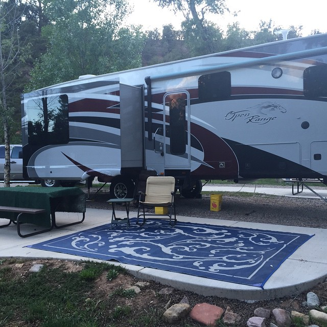 Bet You Didnu0027t Know That The RV Lifestyle Actually Has Style And Design. I  Didnu0027t Really Understand This Lifestyle Until I Met Owners Of RVu0027s. Rugs  For ...