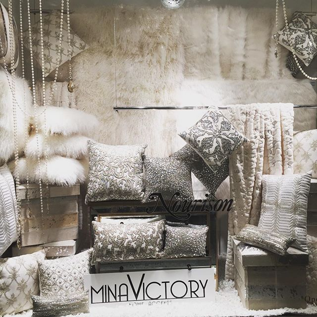 Check Out The Window Display At Americasmart. Great
