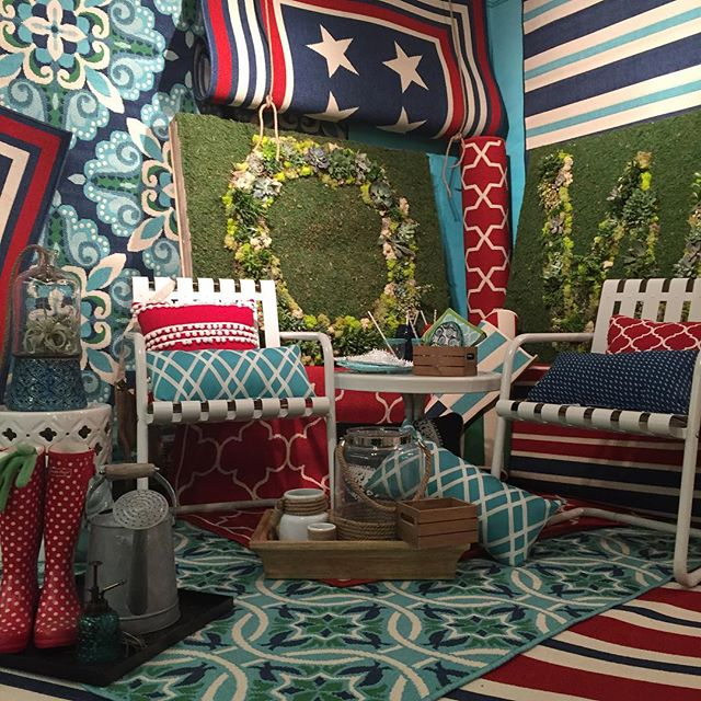 How To Display Rugs In A Space About 5x7- @orientalweavers