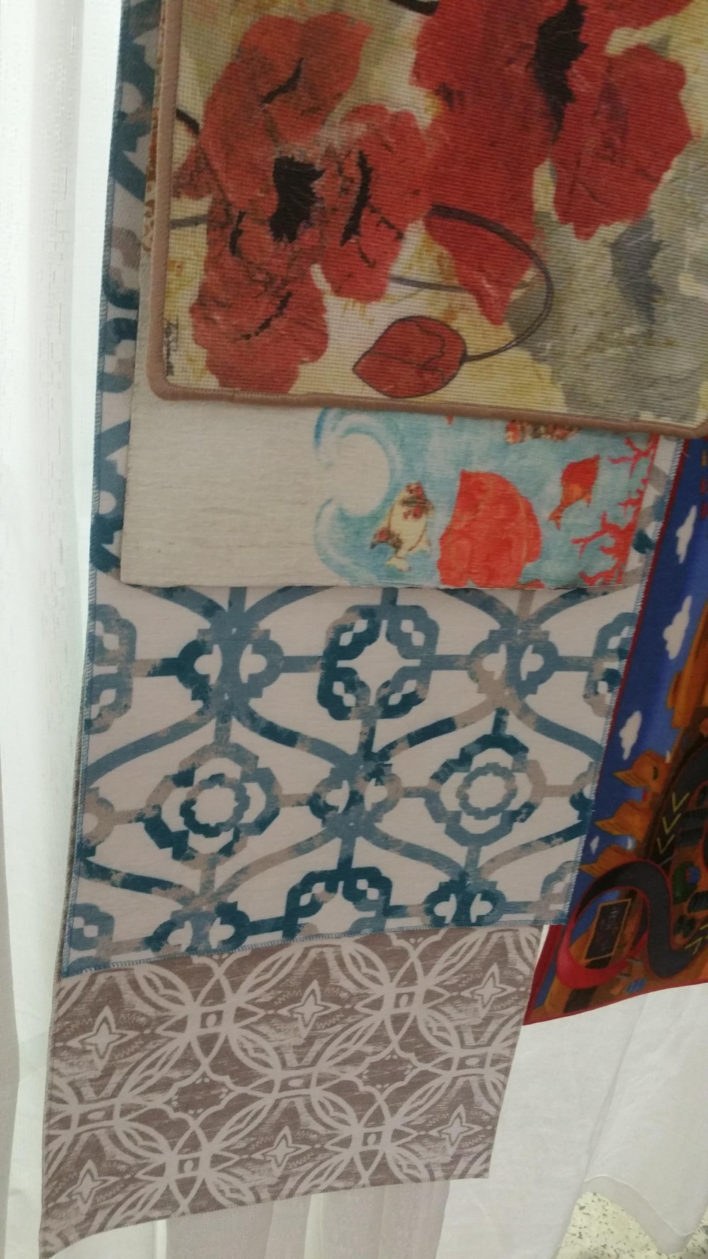 New From Shanghai CCF Carpets And Furnishing CoLTD The