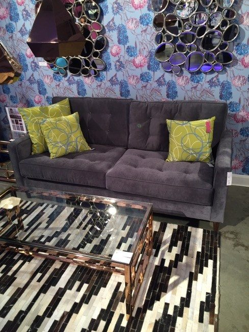 Zuo Alive With Contemporary Furniture At Las Vegas Market