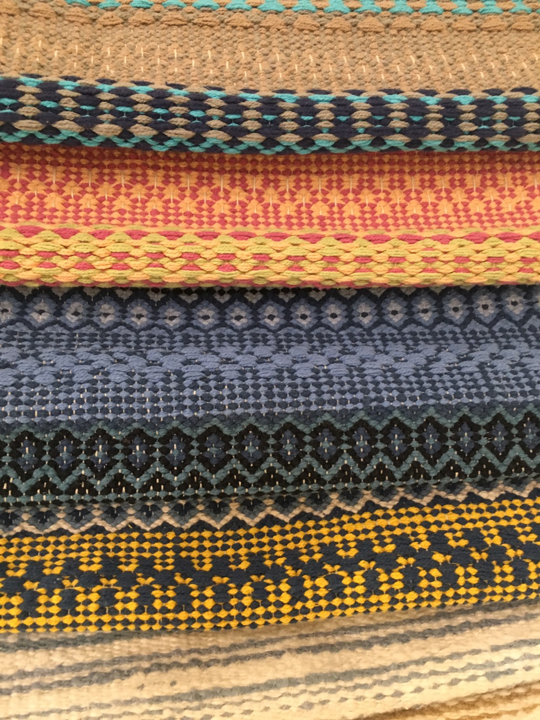 Cordarus IMPROVED Dash Albert Woven Cotton Rugs At