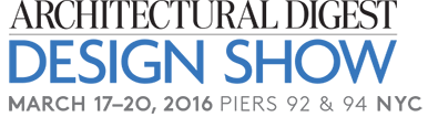 Architectural Digest Design Show Logo Small