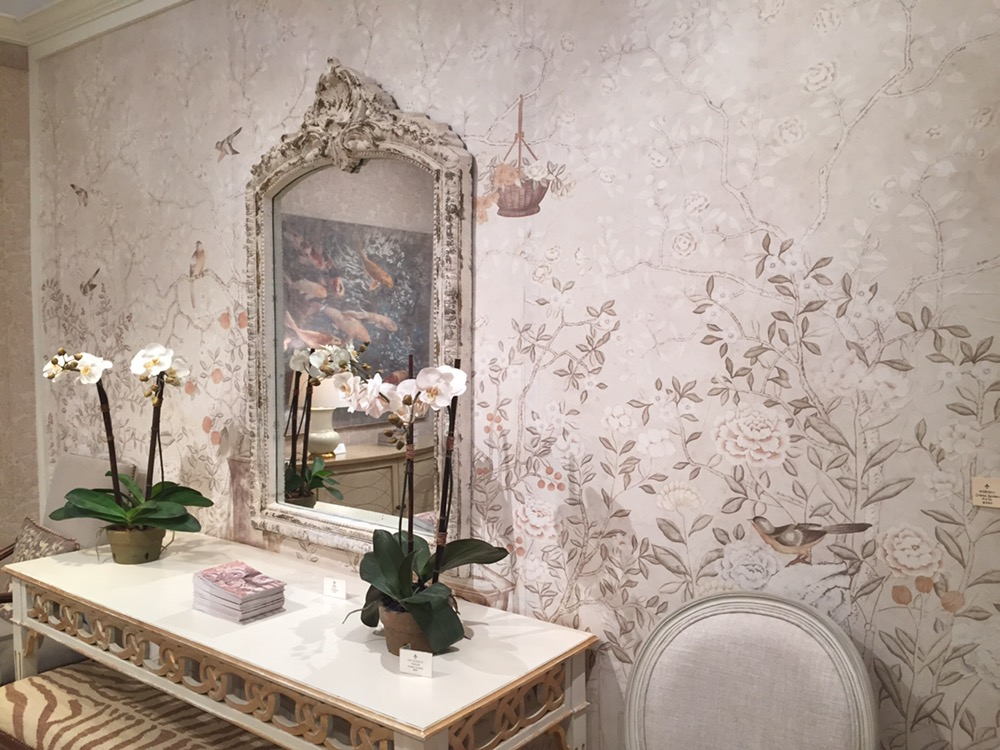 french Market Collection Brings Large Sheet Wallpaper