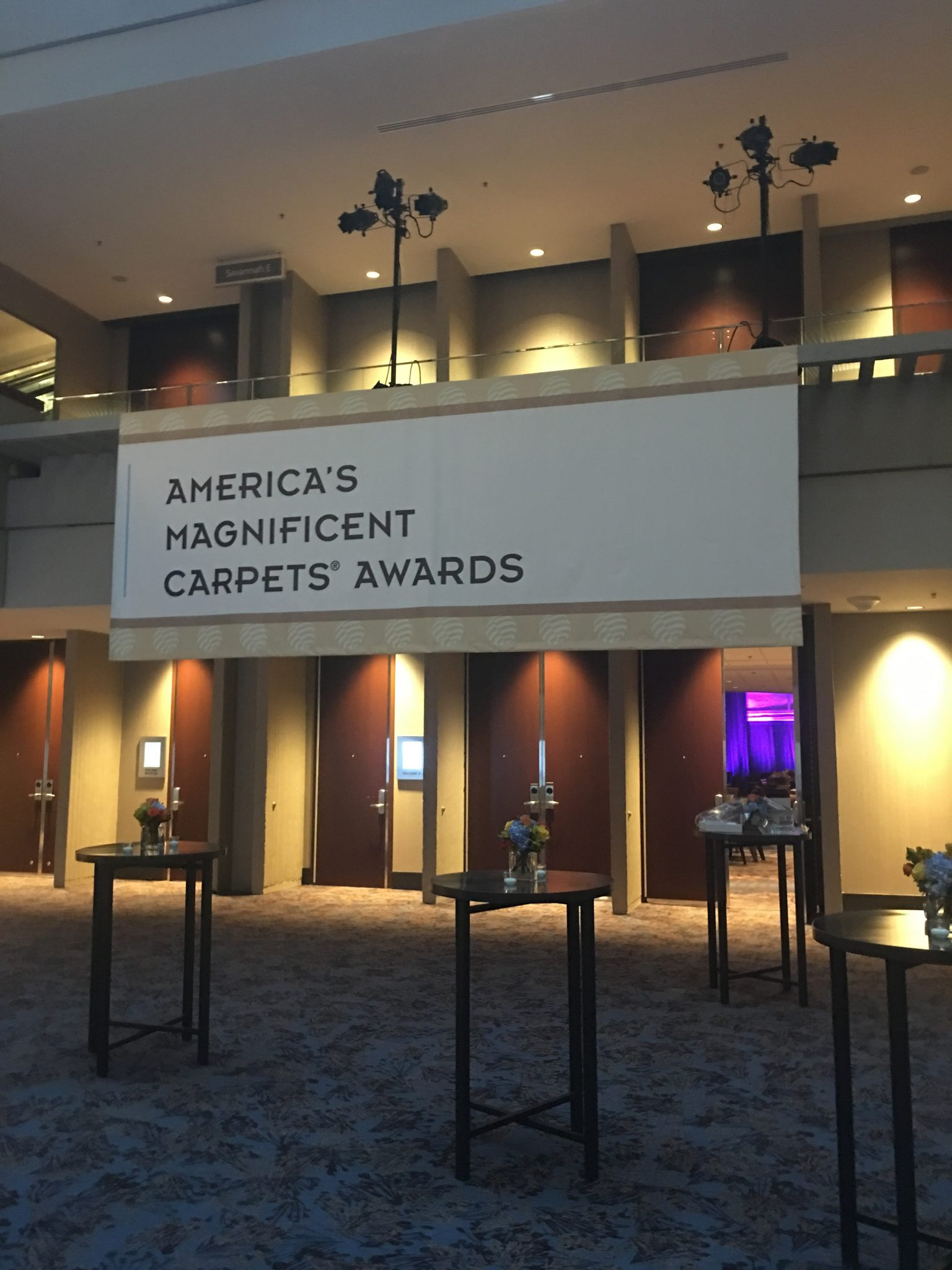 Waiting On The Amca America S Magnificent Carpet Awards