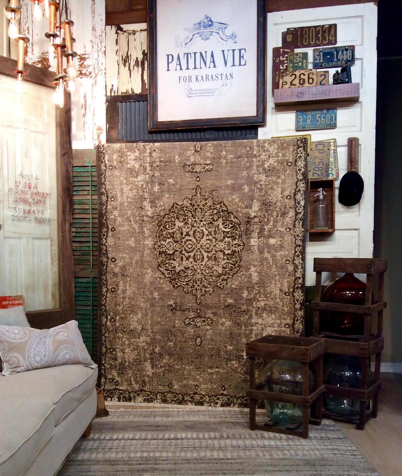 NEW From Karastan/Mohawk Industries The Patina Vie