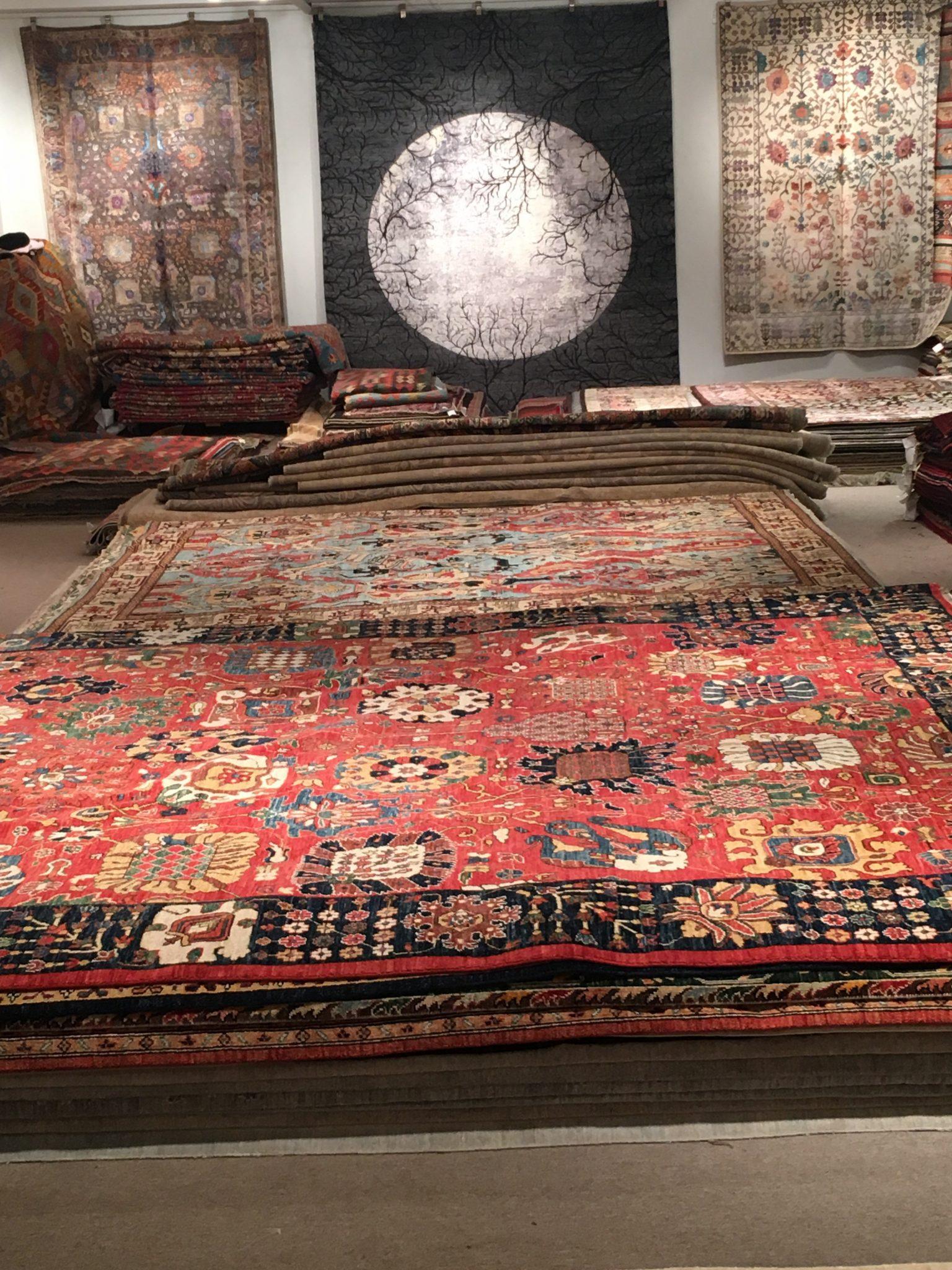 Neman international exclusive oriental rugs at for International decor rugs