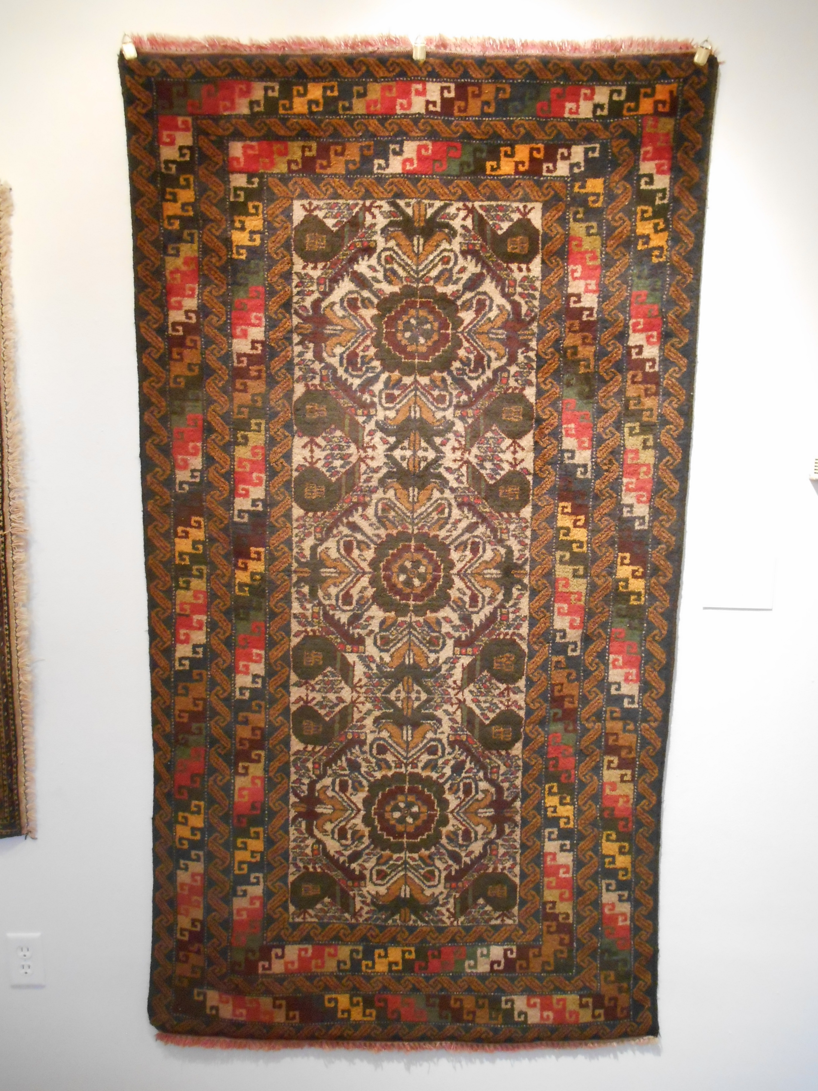 War Rug With Helicopters Knotted Wool, Western Afghanistan Acquired In  Peshawar (Pakistan),