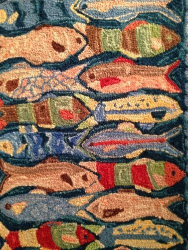 Old Hook Rugs An Interview With Sam Presnell Rug News
