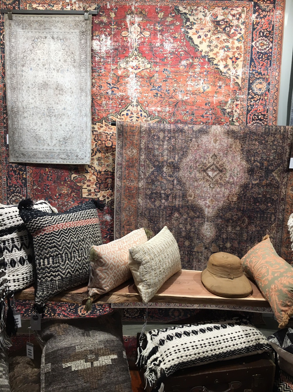 Loloi New Loren Collection At Americasmart Rug News