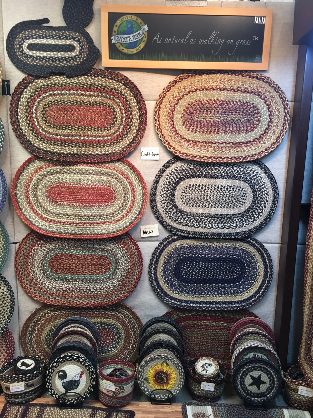 Earth Rugs NEW Craft Spun Rugs At AmericasMart