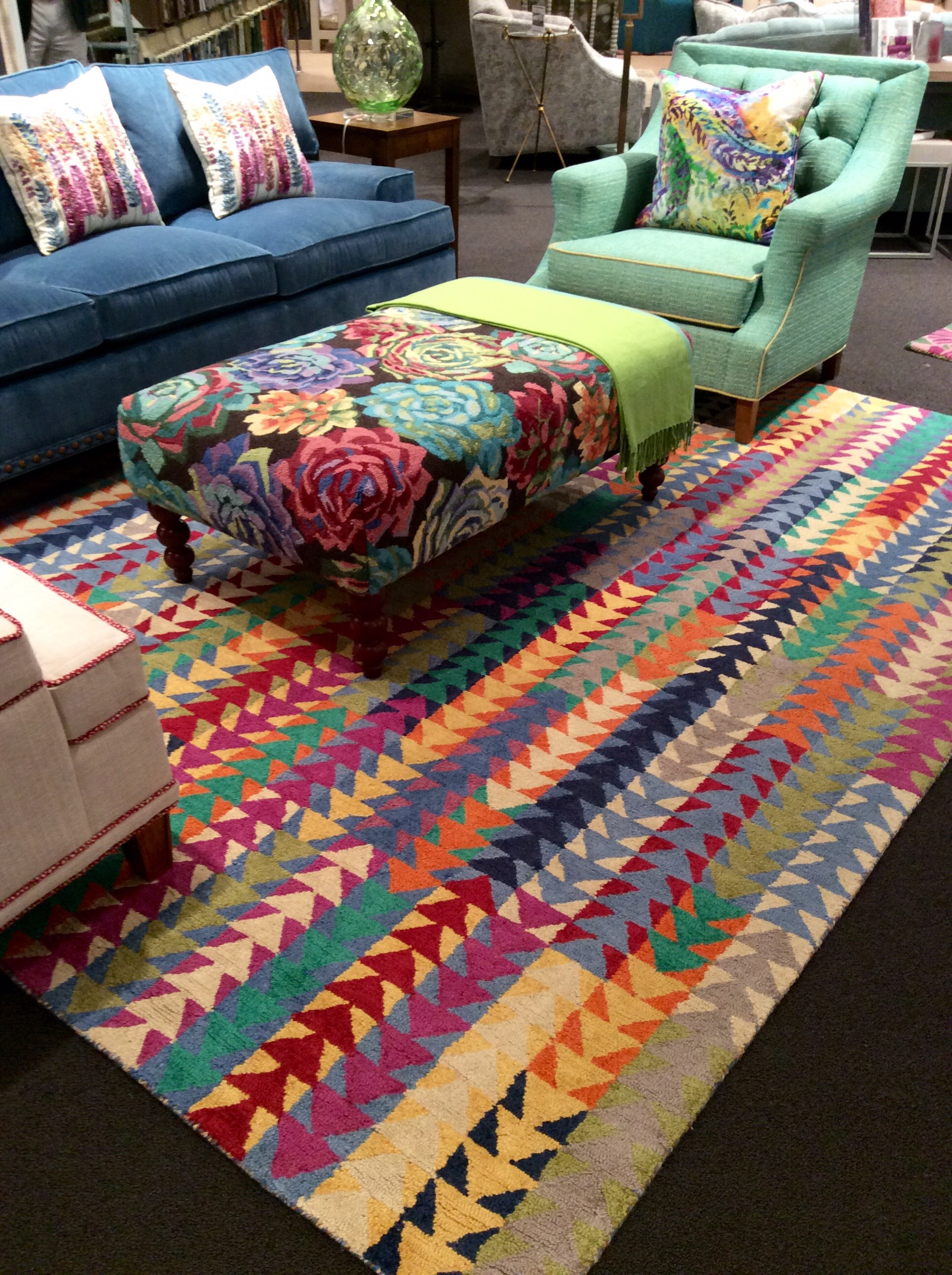 Merveilleux Company C Has Partnered With Norwalk Furniture To Create Their Beautiful  Rugs To Go Along With Norwalks Wonderful Furniture, And This Amazing, ...