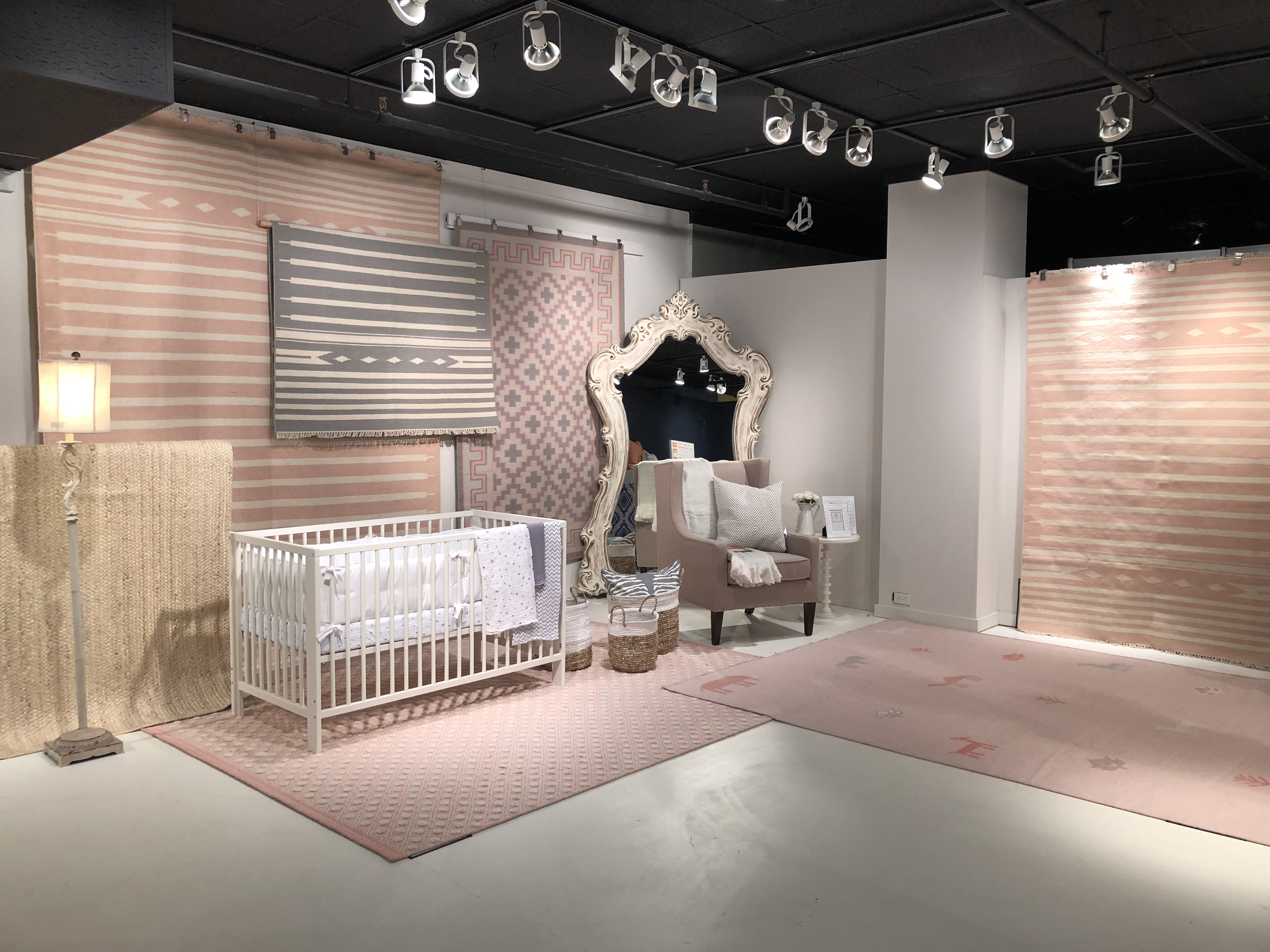 Erin Gates Children S Rugs For Momeni Was Show Stopper At