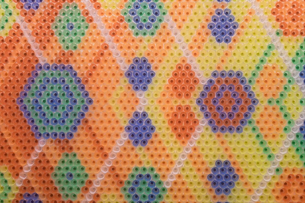 We Make Carpets HANDS ON Exhibit At NGV Melbourne Rug
